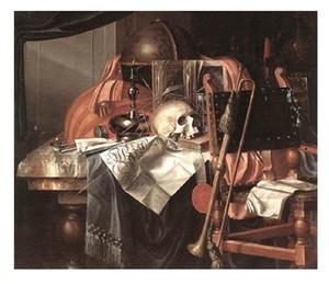 Les VANITES ( Memento mori ) A13-gi10