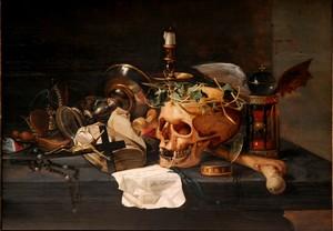 Les VANITES ( Memento mori ) A15-co10