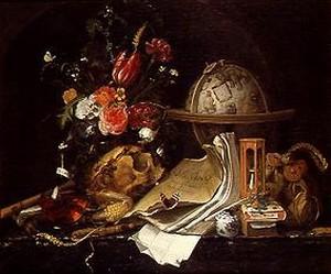 Les VANITES ( Memento mori ) A16-oo10