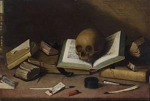 Les VANITES ( Memento mori ) A18-bi10