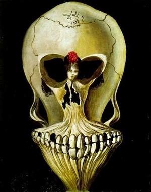 Les VANITES ( Memento mori ) A26-da10