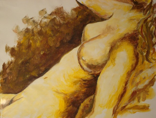 Les nus Elle510