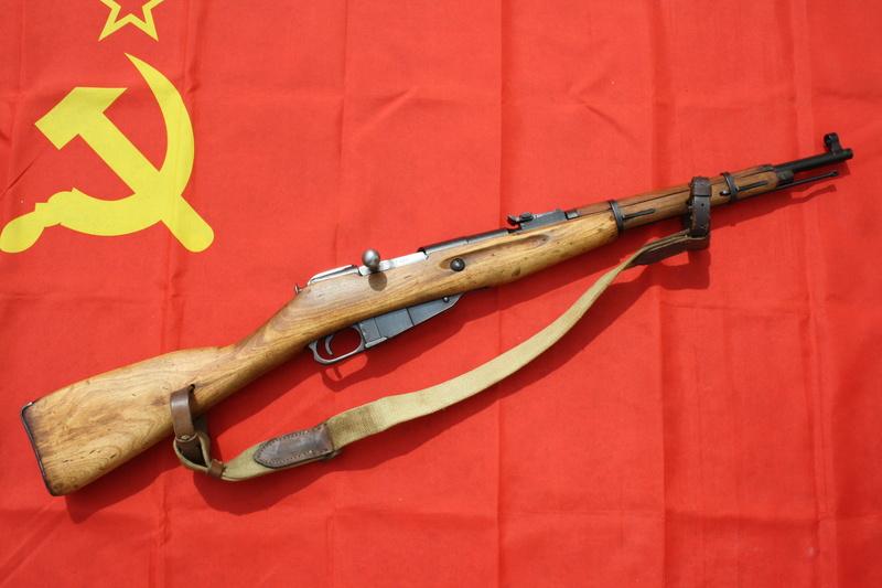 Quelques Mosin Soviétiques . 00114