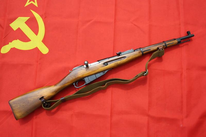 Quelques Mosin Soviétiques . 00115