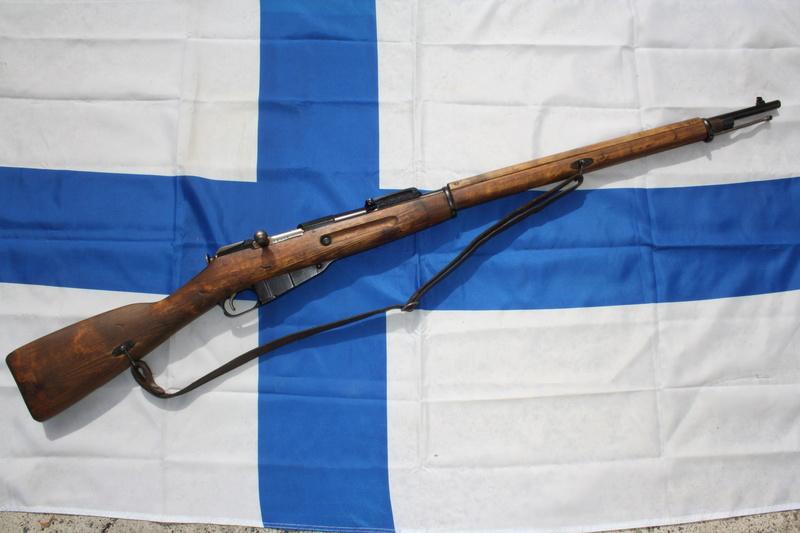 Quelques Mosin Finlandais  00116