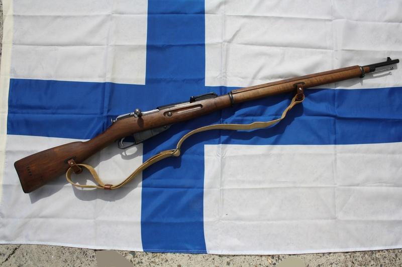 Quelques Mosin Finlandais  00214