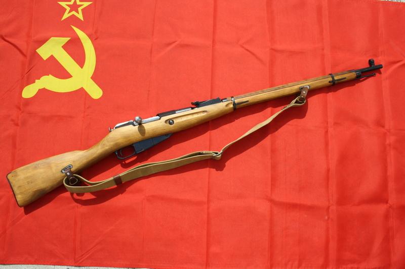 Quelques Mosin Soviétiques . 00311