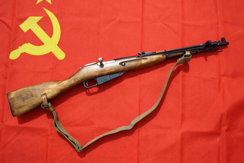 Quelques Mosin Soviétiques . 00312