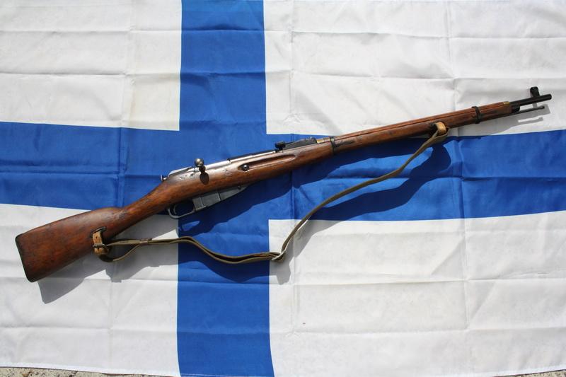 Quelques Mosin Finlandais  00313