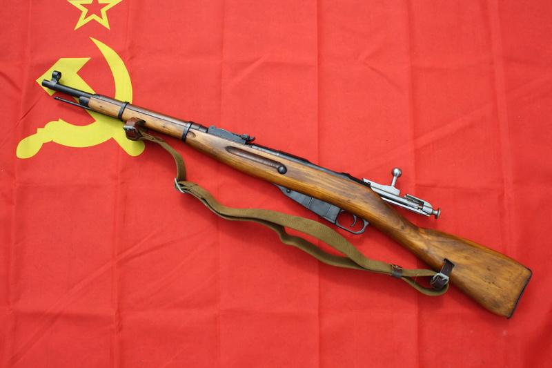 Quelques Mosin Soviétiques . 00613