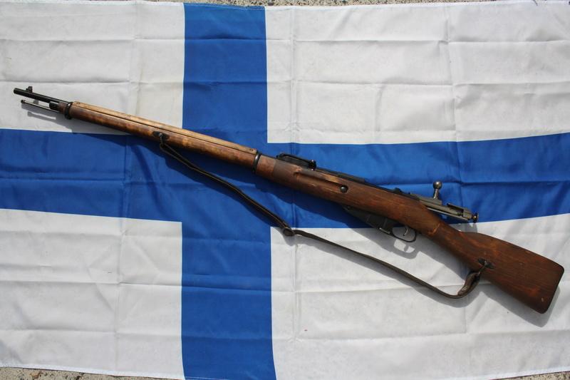 Quelques Mosin Finlandais  00816