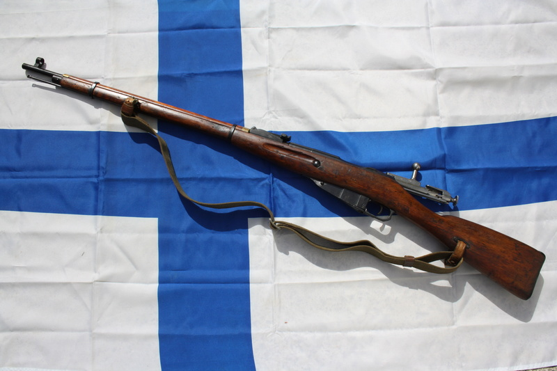 Quelques Mosin Finlandais  00911