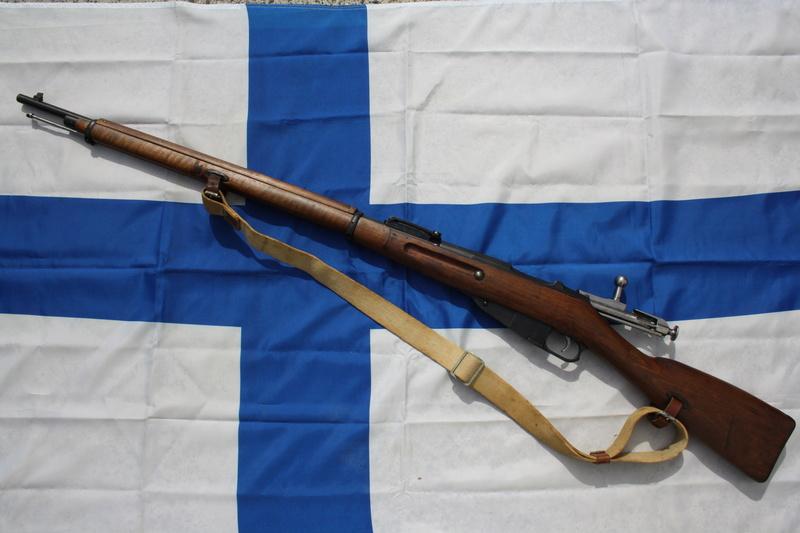 Quelques Mosin Finlandais  01315