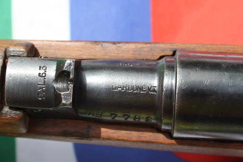 Encore un Moschetto modello 91/38 Cal 6.5 01616