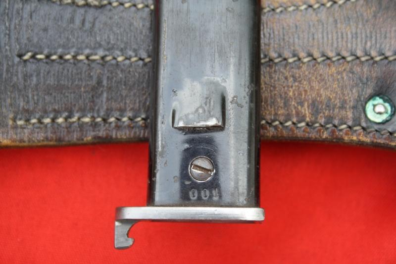 QQ baionnettes Norvège Krag 1894, 1912, 1925 01710