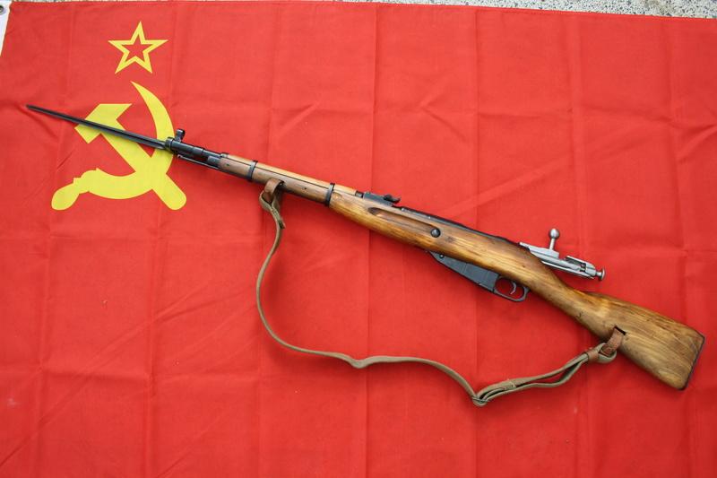 Quelques Mosin Soviétiques . 02111