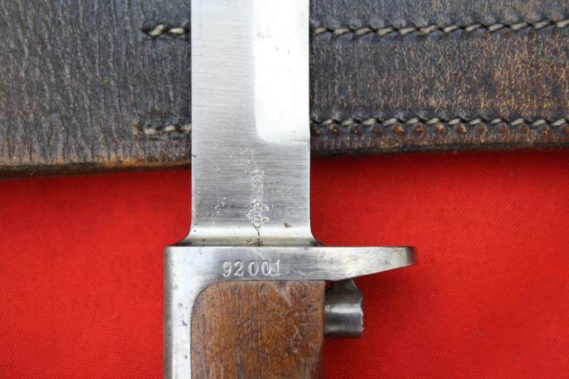 QQ baionnettes Norvège Krag 1894, 1912, 1925 02410