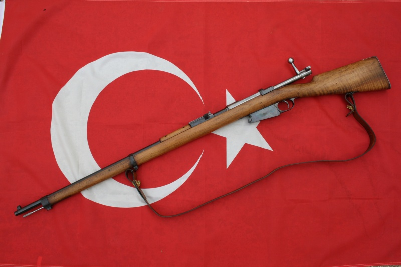 Fusil Mauser modèle 1890 Turc 02411