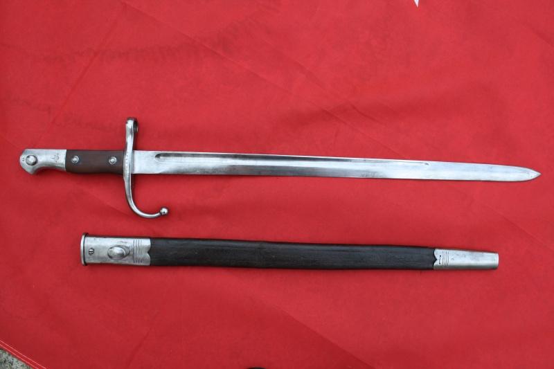 Fusil Mauser modèle 1890 Turc 02610