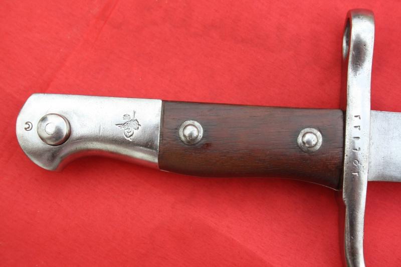 Fusil Mauser modèle 1890 Turc 02811
