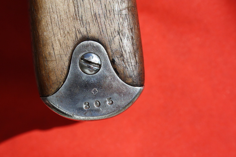 Mon nouveau fusil 1889 03310