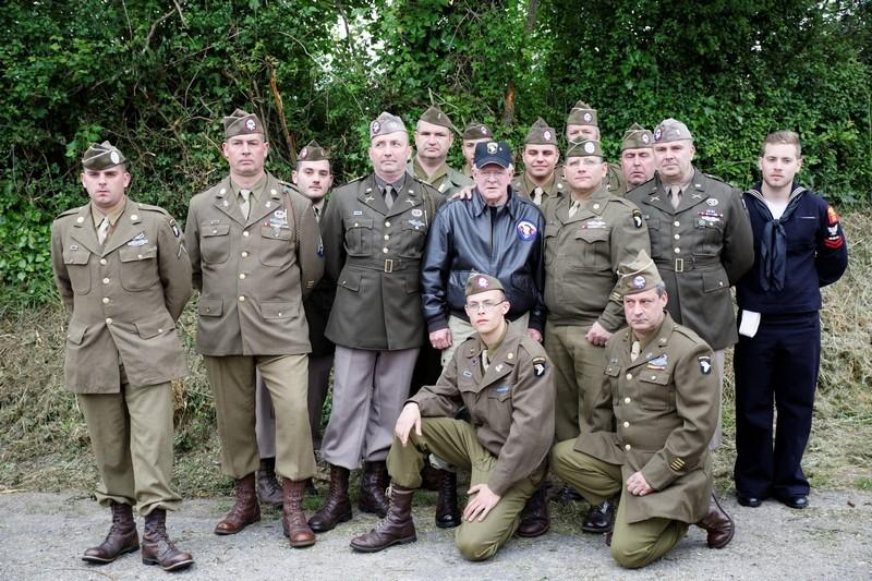 easy airborne group Normandie 2016   2410
