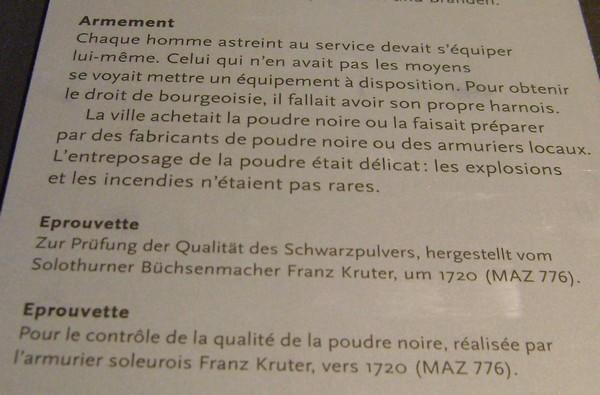 Altes Zeughaus Solothurn. Dsc01174