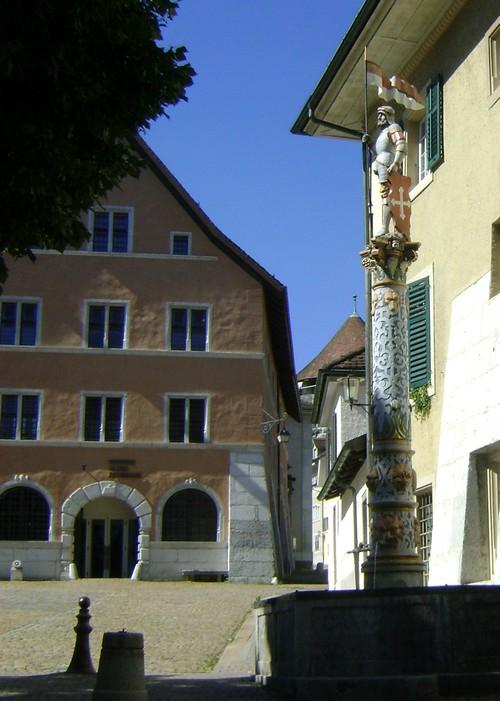 Altes Zeughaus Solothurn. Dsc01191