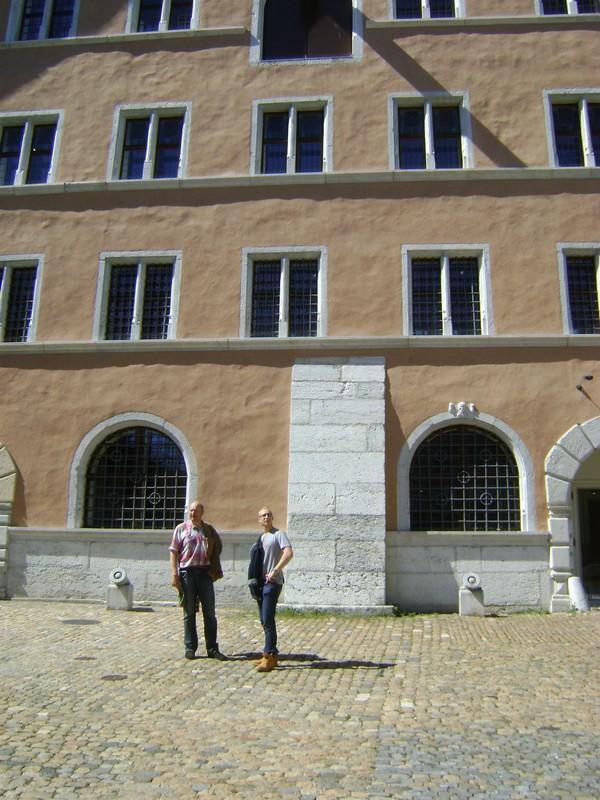 Altes Zeughaus Solothurn. Dsc01192