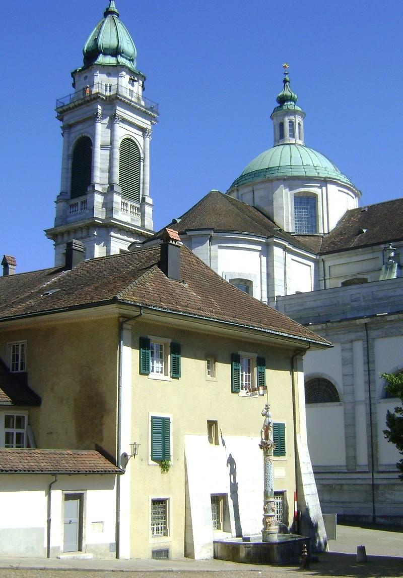 Altes Zeughaus Solothurn. Dsc01195