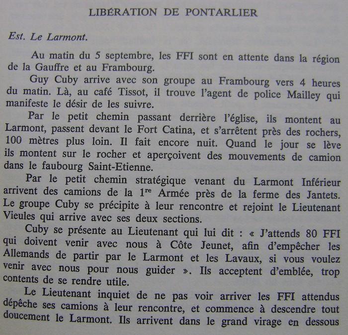 forts de Joux et de Larmont en 1939-1945 Dsc01242