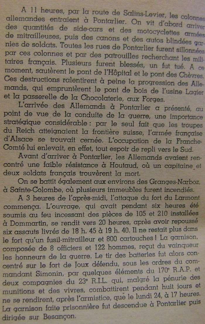 forts de Joux et de Larmont en 1939-1945 Dsc01246