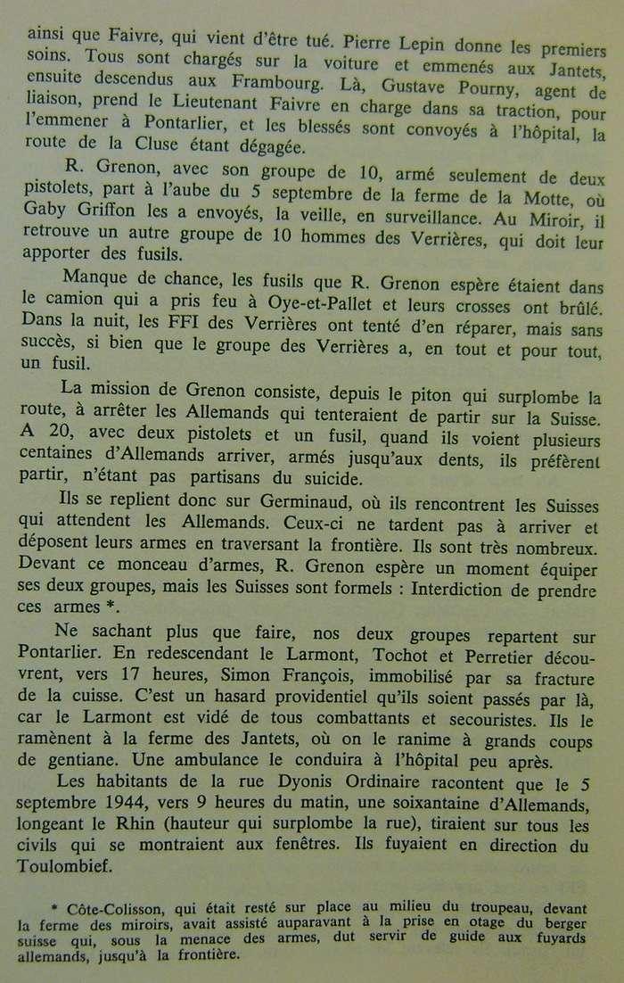 forts de Joux et de Larmont en 1939-1945 Dsc01248