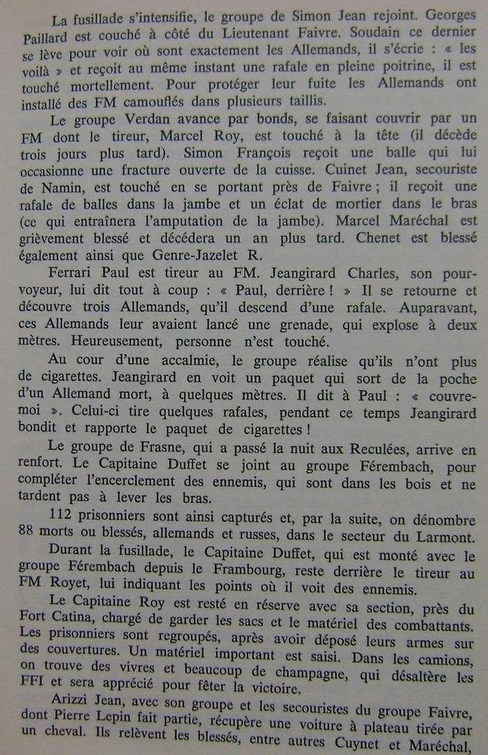 forts de Joux et de Larmont en 1939-1945 Dsc01249