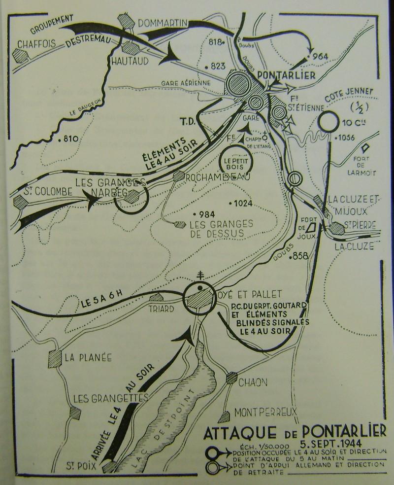 forts de Joux et de Larmont en 1939-1945 Dsc01251
