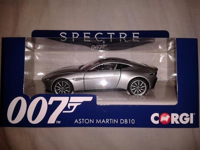 James Bond Agente 007 (collezione di spezialagent) Spectr10
