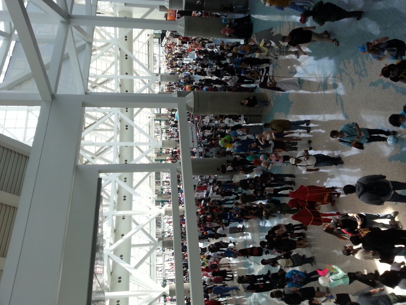 Anime Expo 2013: My first anime convention 20130711