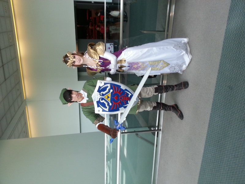 Anime Expo 2013: My first anime convention 20130712
