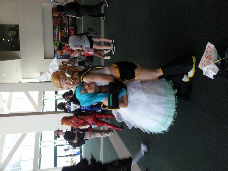 Anime Expo 2013: My first anime convention 20130713