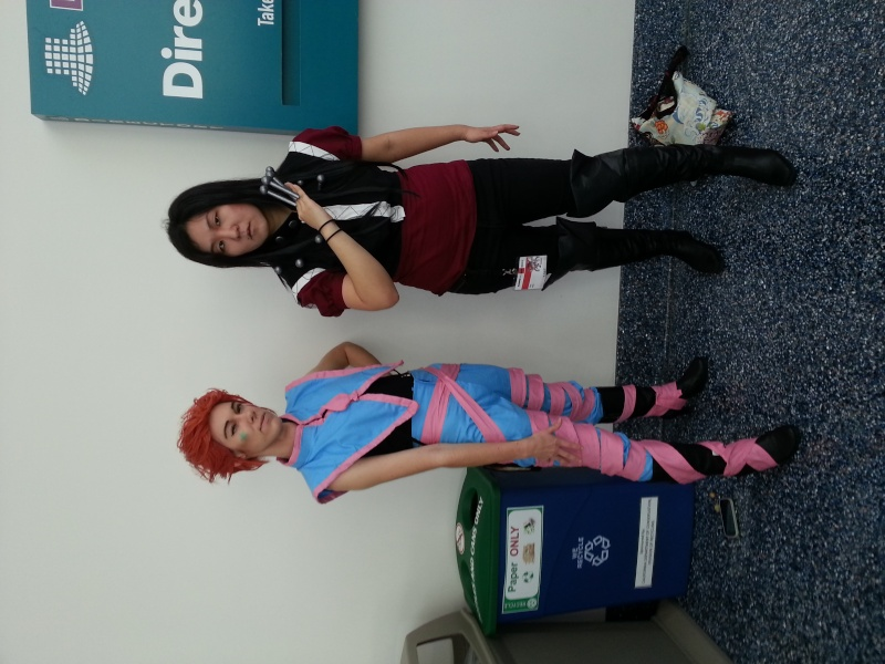 Anime Expo 2013: My first anime convention 20130715