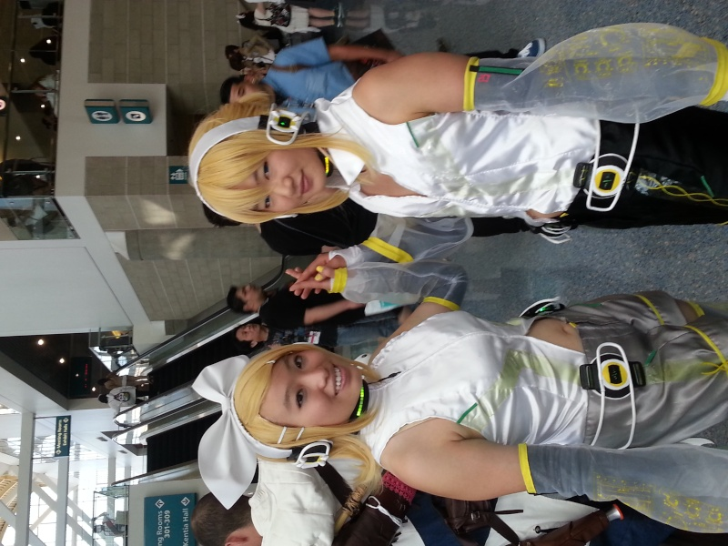 Anime Expo 2013: My first anime convention 20130724