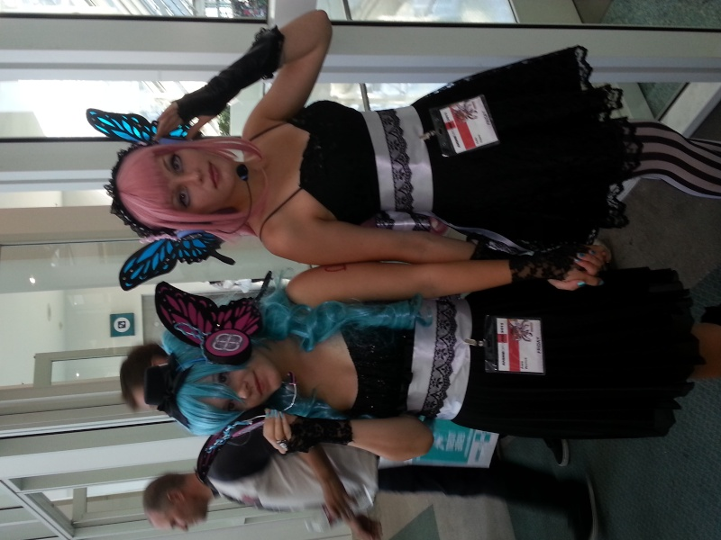 Anime Expo 2013: My first anime convention 20130725