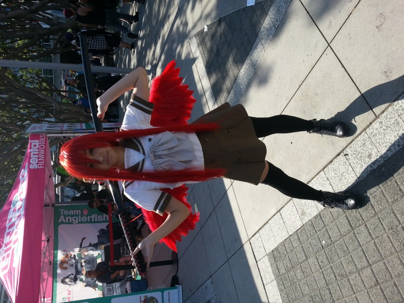 Anime Expo 2013: My first anime convention 20130728