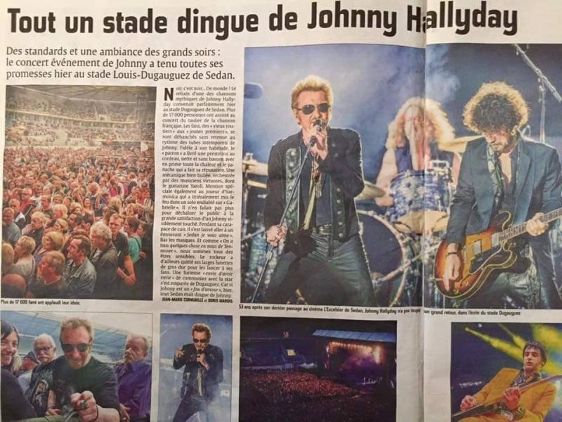 """Tournée 2015/2016 de johnny """"RESTER VIVANT """" Part 2..LA TOURNEE - Page 3 13521810"""