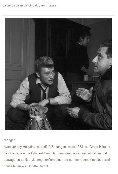 Johnny Hallyday et Jean de Gribaldy Captur24