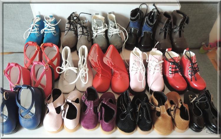 Chaussures des choupettes à QUENTIN  3b12