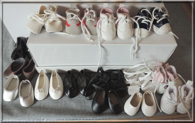 Chaussures des choupettes à QUENTIN  3c12