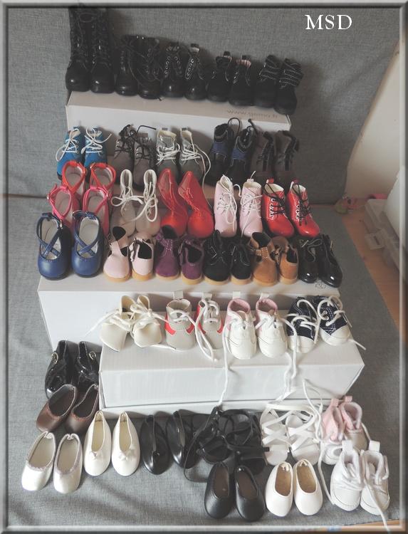 Chaussures des choupettes à QUENTIN  3msd11