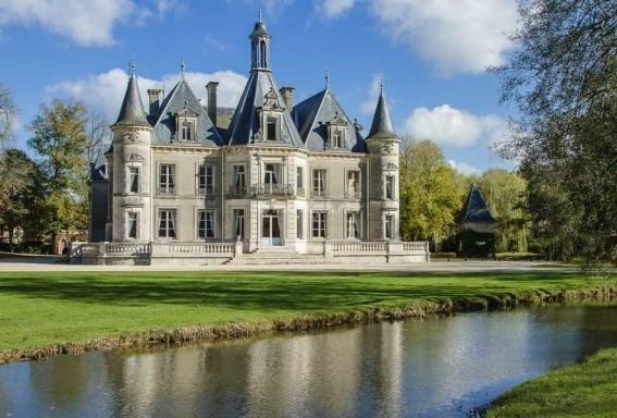 Château de Neufchâteau et d'Ancerville sur Meuse