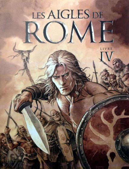 Les Aigles de Rome d'Enrico Marini - Page 2 Cover_10